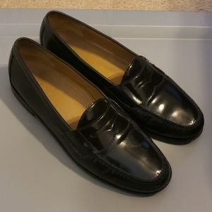 Men's Cole Hann Penny Loafer with Taps Size 12D